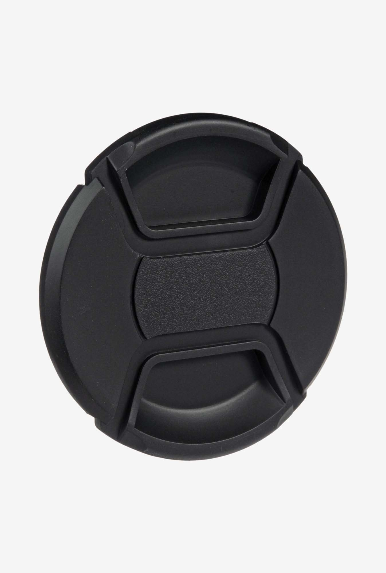 Sensei LC77 77mm Centre Pinch Snap-On Lens Cap (Black)