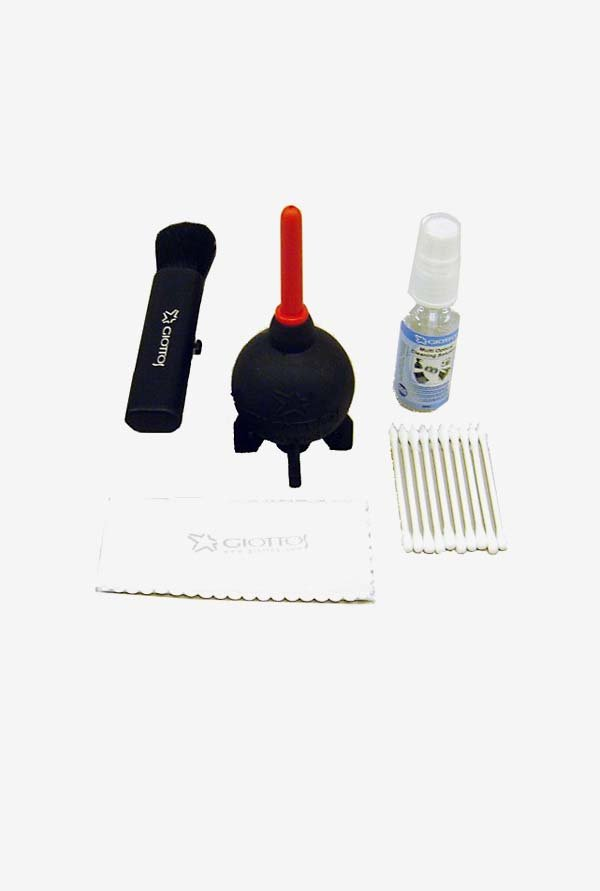 Giottos KIT-1001 Large Cleaning Kit with Blaster (Black)