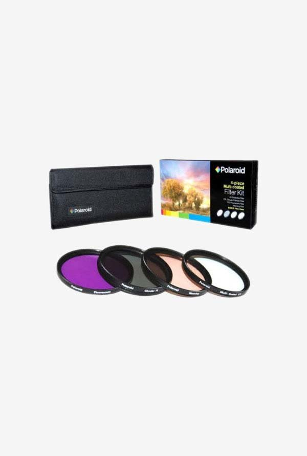 Polaroid PL-4FIL-52 52mm 4 Piece Filter Set