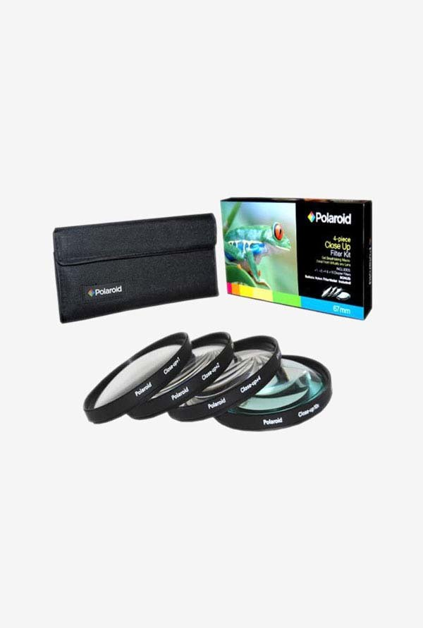 Polaroid PL-FILDCCL77 77mm 4 Piece Close Up Lens Kit