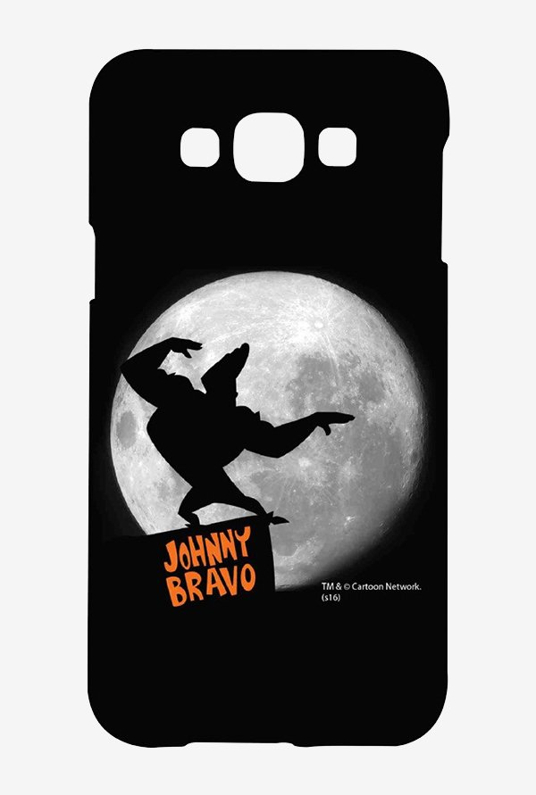 Johnny Bravo On The Moon Case for Samsung Galaxy E7