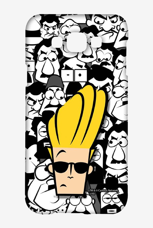 Johnny Bravo Doodle Case for Samsung Galaxy E7