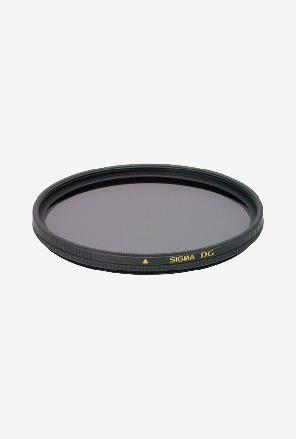 Sigma DG 52 mm Wide Multi-Coated Polarizer Filter (Black)