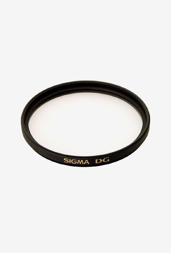 Sigma Ex Dg 55 mm Multi-Coated Uv Filter (Black)