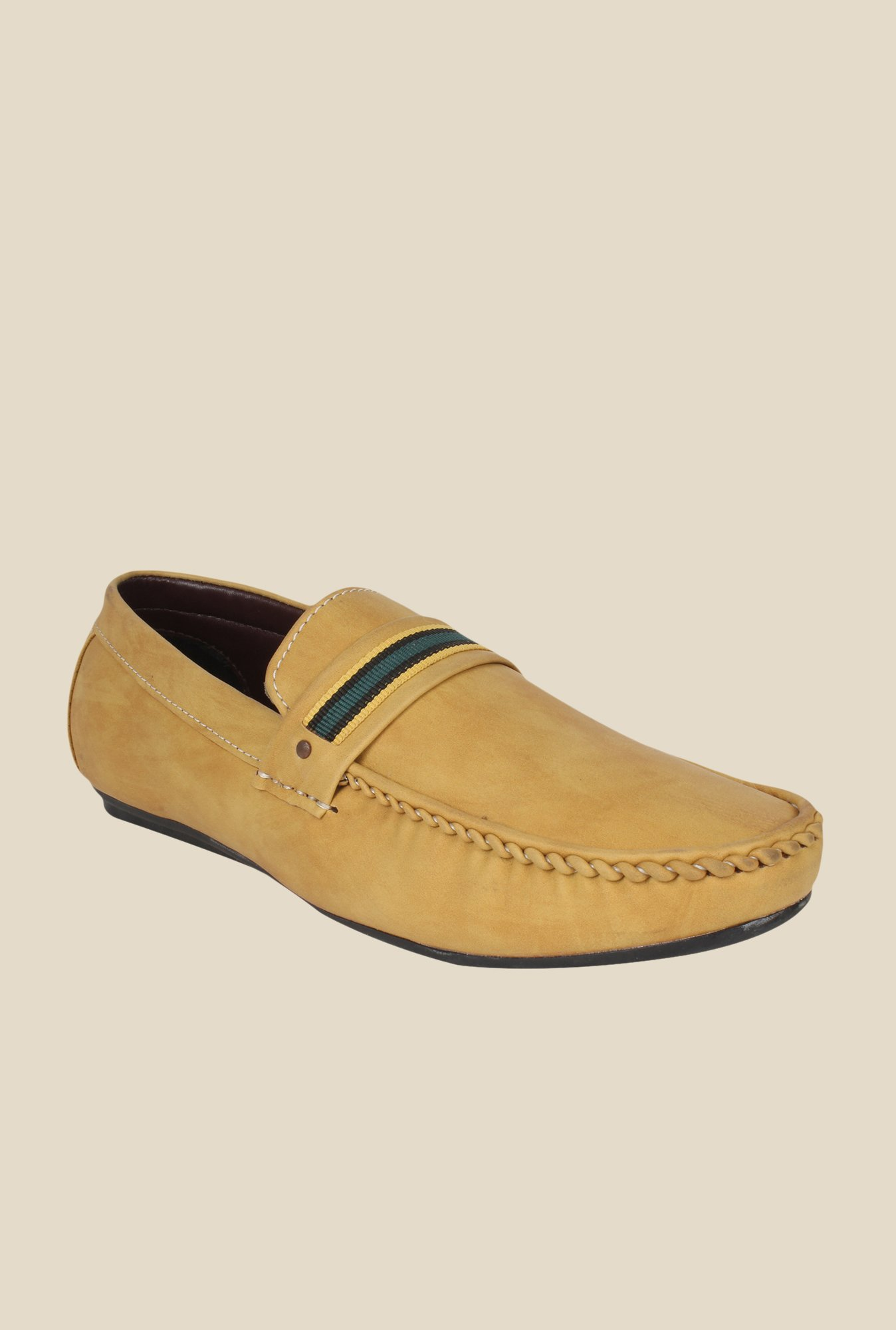 Rexler Tan Casual Loafers