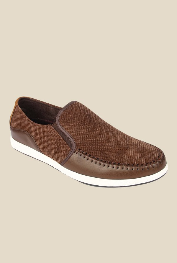 Spunk Jamie Brown Casual Slip-Ons