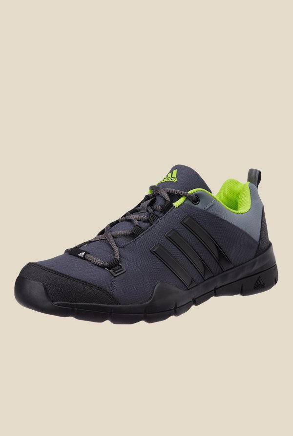 Adidas Wind Chaser Navy & Black Training Shoes