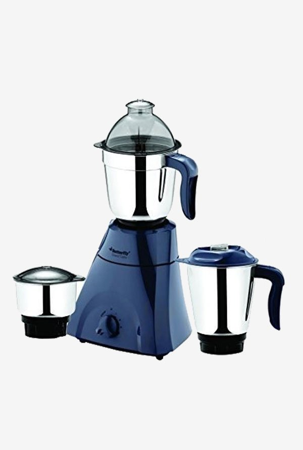 Butterfly Grand Plus 750 W Mixer Grinder (Purple)