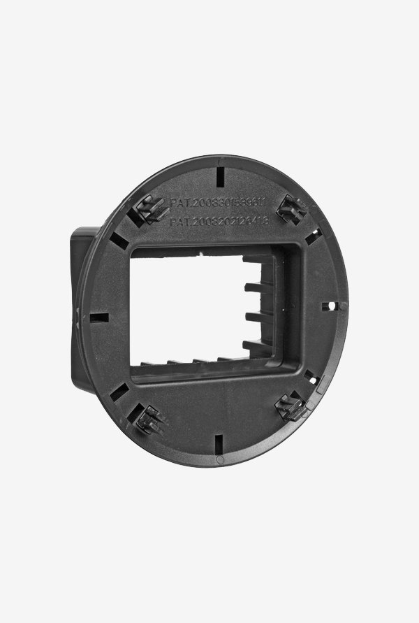 Interfit Strobies Flex Mount For Nikon SB900 (Black)