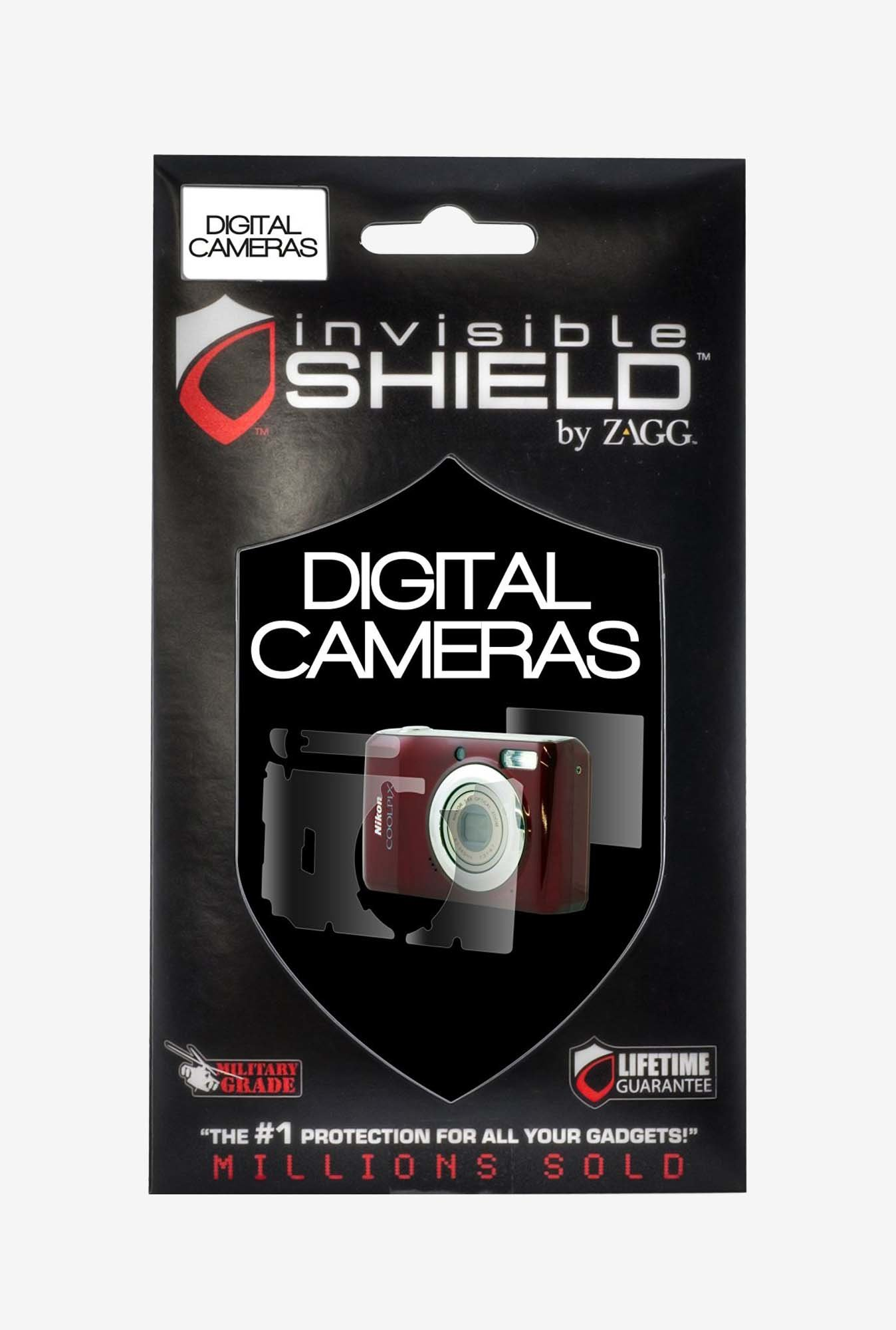 Invisibleshield For Canon Powershot A480 (Clear)