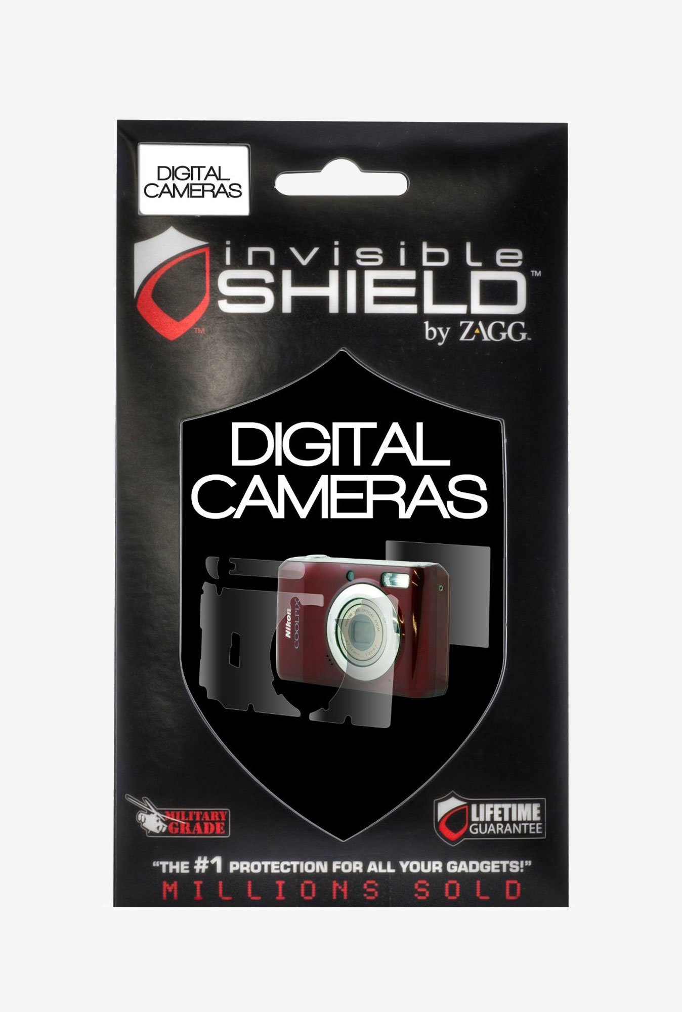 Invisibleshield Zagg For Nikon D50