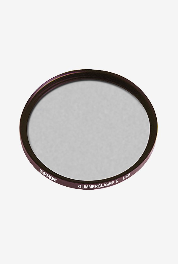 Tiffen 58GG5 58mm Glimmer Glass 5 Filter (Black)