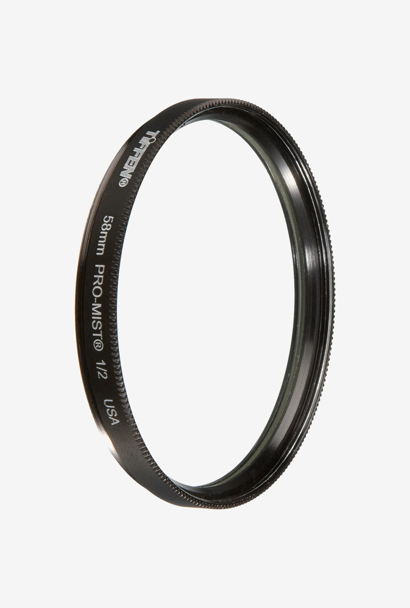 Tiffen 58PM12 58mm Pro-Mist 1/2 Filter (Black)