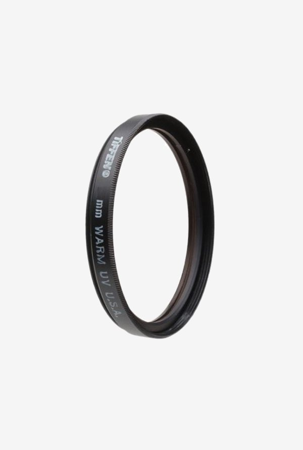 Tiffen 55WRMUV 55mm Warm UV Filter (Black)