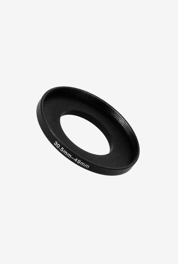 Fotodiox 04SR30549 30.5-49mm Metal Step-Up Ring (Black)