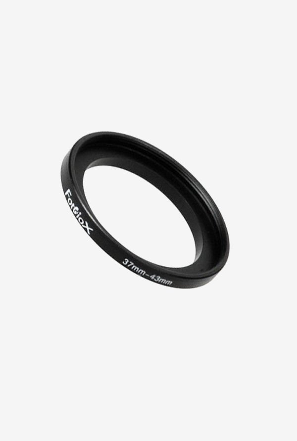 Fotodiox 04SR3743 37-43mm Metal Step-Up Ring (Black)