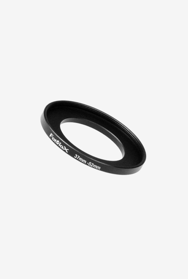 Fotodiox 04SR3752 37-52mm Metal Step-Up Ring (Black)