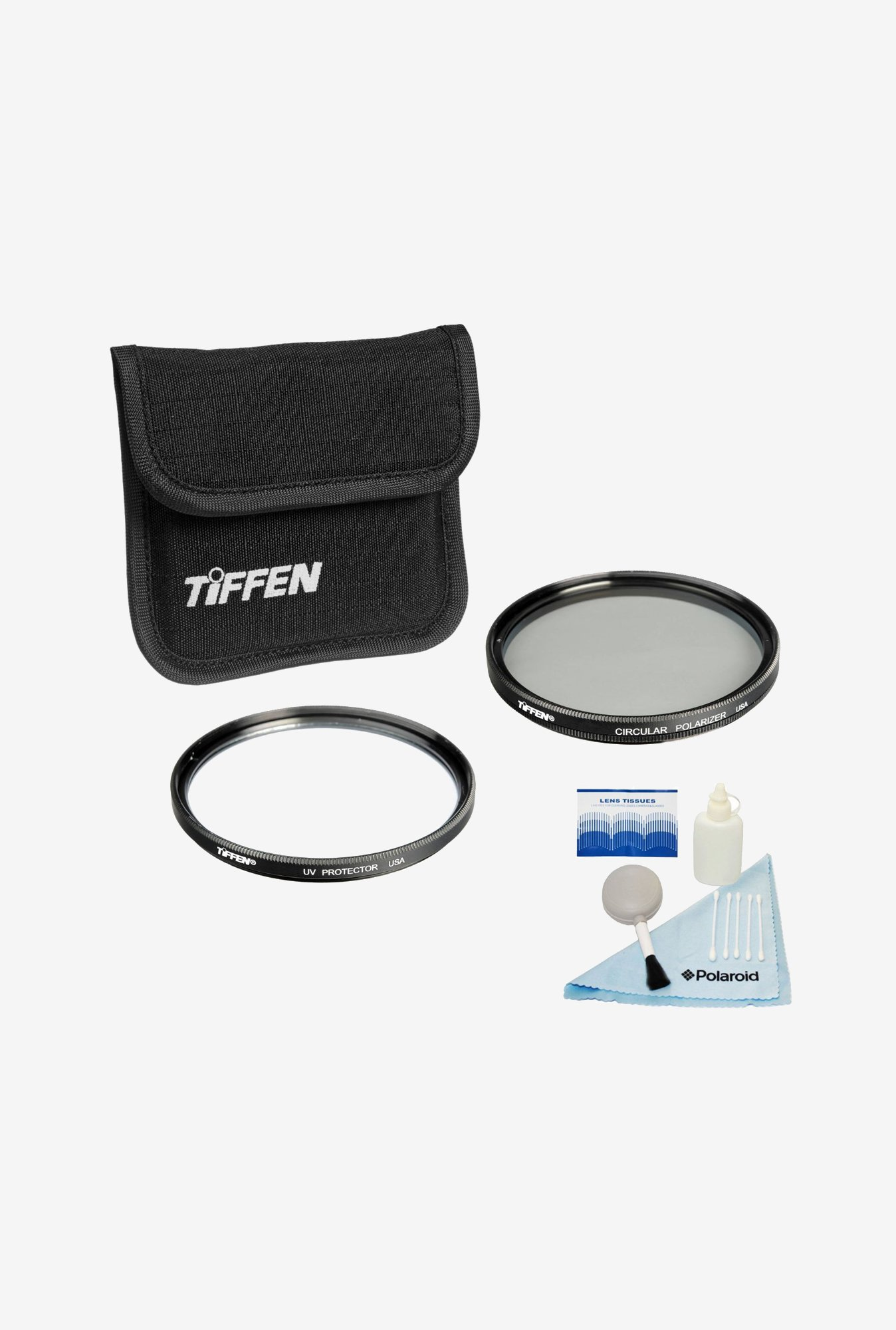 Tiffen 77PTP 77mm Photo Twin Pack (UV and CPL)