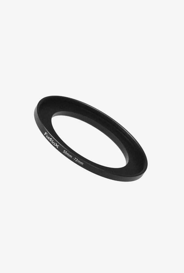 Fotodiox 04SR5572 55-72mm Metal Step-Up Ring (Black)