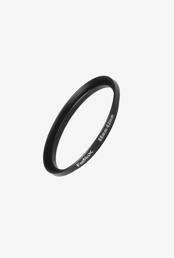Fotodiox 04SR5862 58-62mm Metal Step-Up Ring (Black)