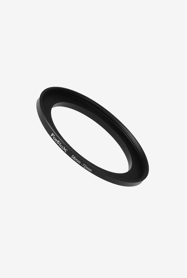Fotodiox 04SR5872 58-72mm Metal Step-Up Ring (Black)