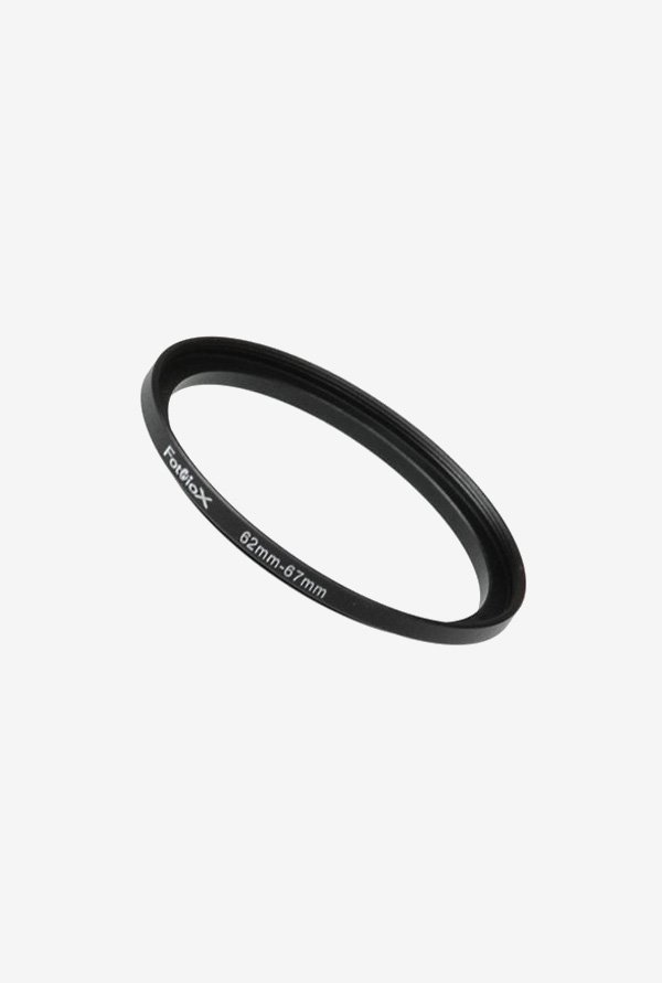 Fotodiox 04SR6267 62-67mm Metal Step-Up Ring (Black)