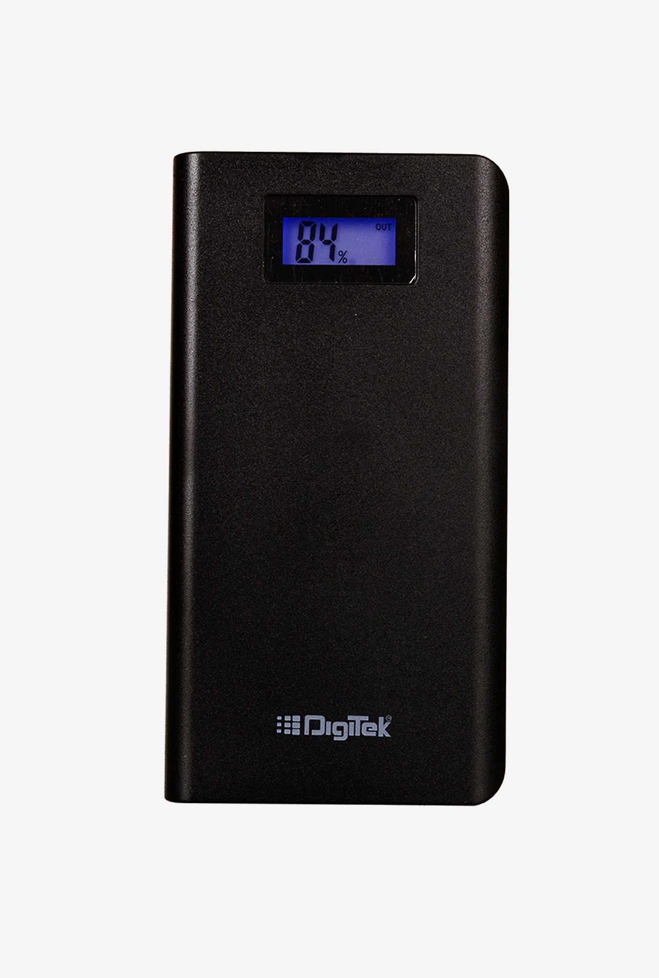 Digitek DIP15600L 15600 mAh Power Bank (Black)