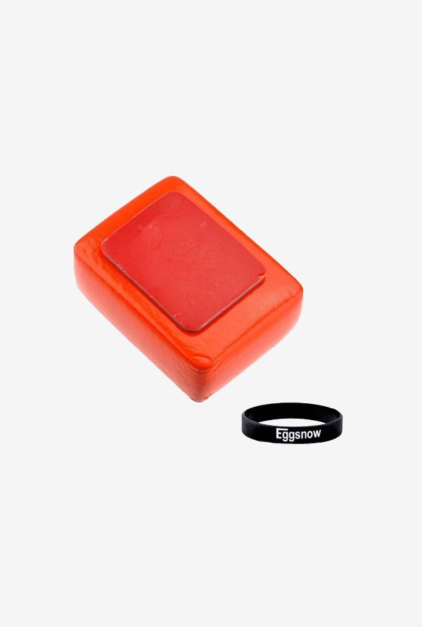 Eggsnow Professional Floaty Sponge Box (Orange)