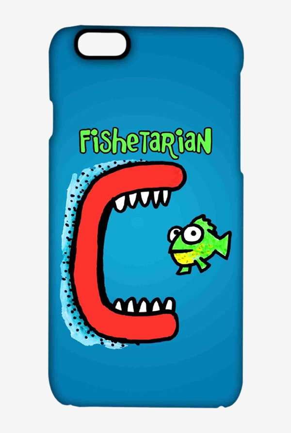 Kritzels Fishetarian Case for iPhone 6s