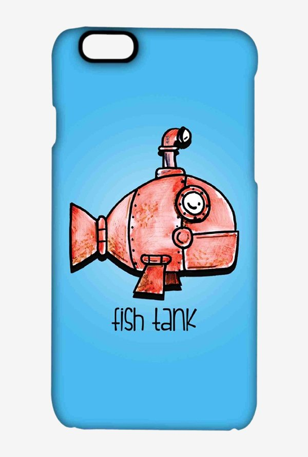 Kritzels Fish Tank Case for iPhone 6s