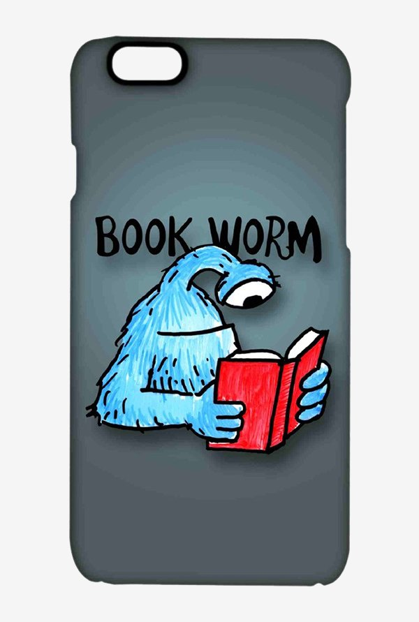 Kritzels Book Worm Case for iPhone 6s