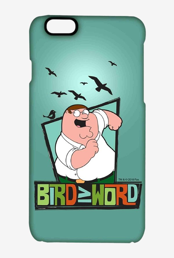 Family Guy Bird Word Case for iPhone 6s