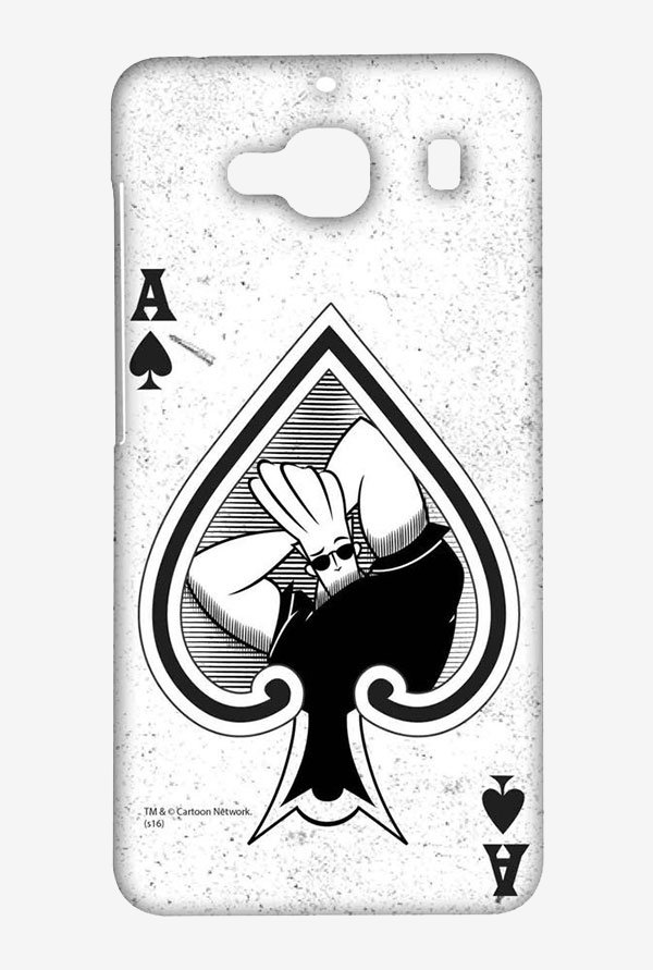 Johnny Bravo The Ace Case for Xiaomi Redmi 2