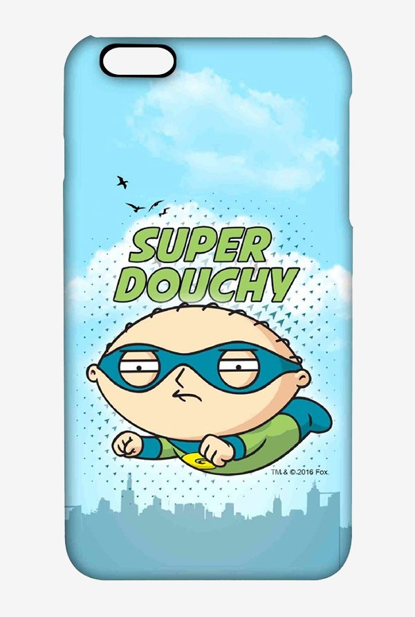 Family Guy Super Douchy Case for iPhone 6 Plus