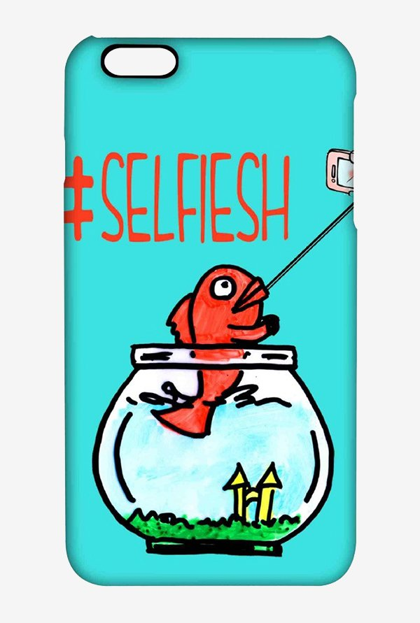 Kritzels Selfiesh Case for iPhone 6 Plus