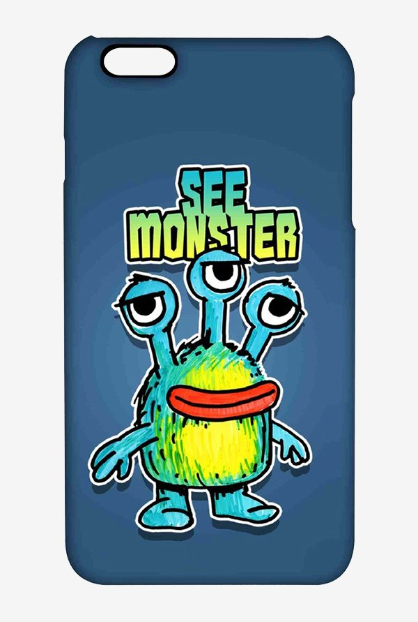 Kritzels See Monster Case for iPhone 6 Plus
