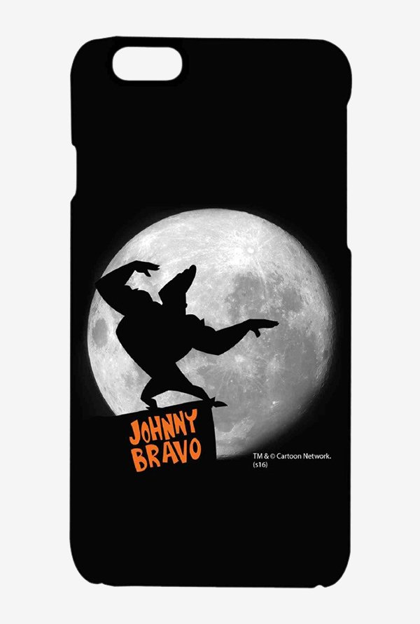 Johnny Bravo On The Moon Case for iPhone 6