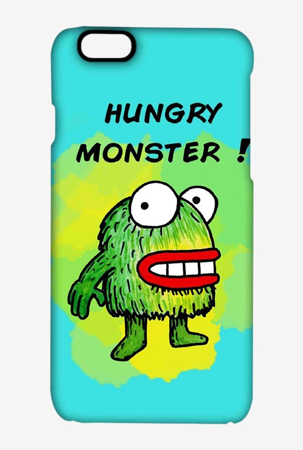 Kritzels Hungry Monster Case for iPhone 6
