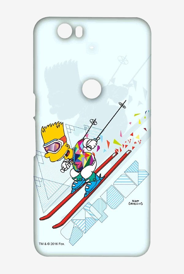 Simpsons Ski Punk Case for Huawei Nexus 6P