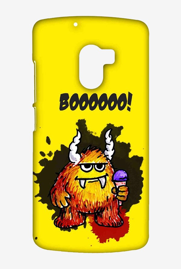 Kritzels Booo Case for Lenovo K4 Note