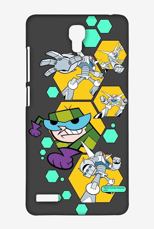 Dexter Robot Wars Case for Xiaomi Redmi Note 4G