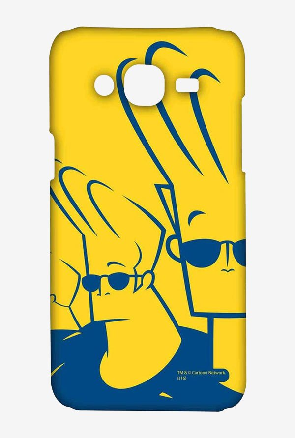 Johnny Bravo Different Poses Case for Samsung On7