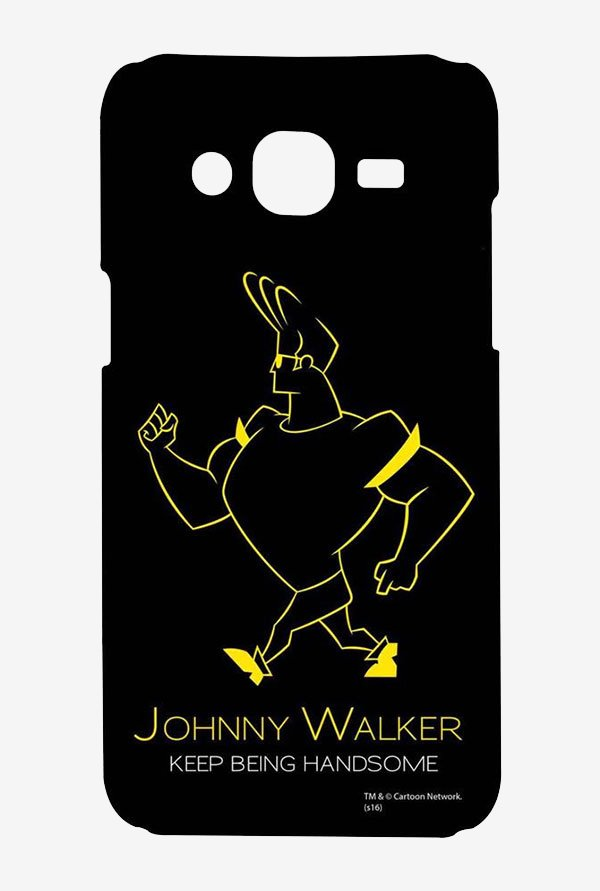 Johnny Walker Case for Samsung On7