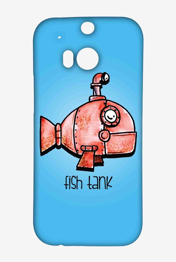 Kritzels Fish Tank Case for HTC One M8
