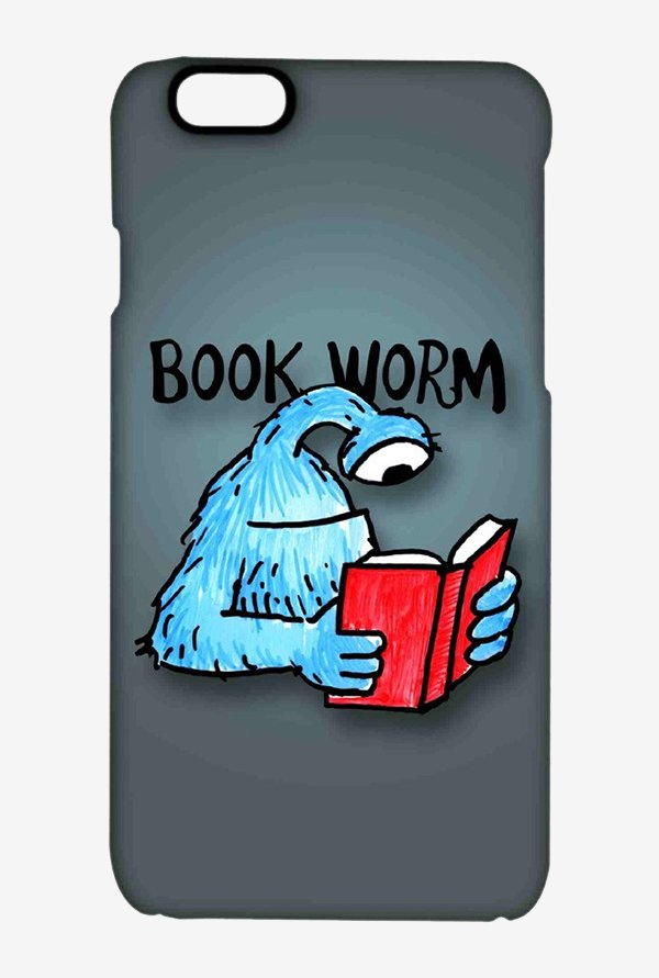 Kritzels Book Worm Case for iPhone 6