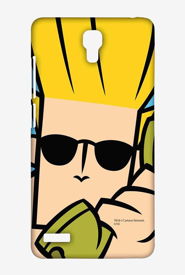 Johnny Bravo On The Phone Case for Xiaomi Redmi Note 4G