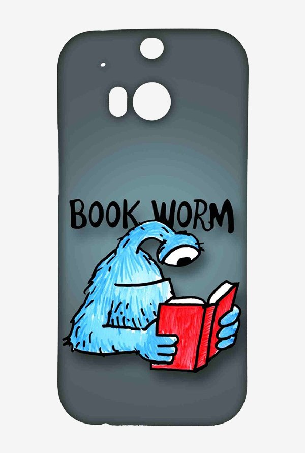 Kritzels Book Worm Case for HTC One M8