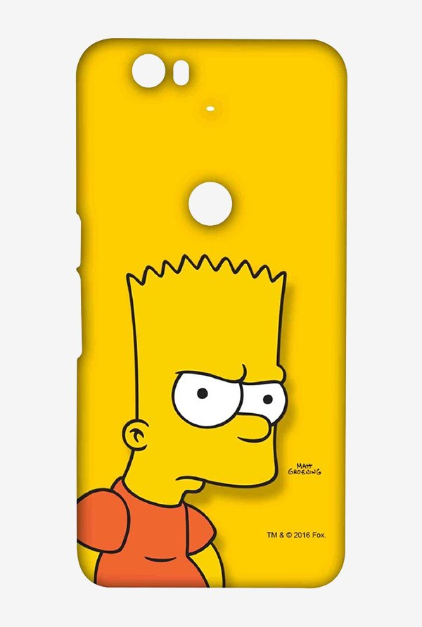 Bart Simpson Case for Huawei Nexus 6P