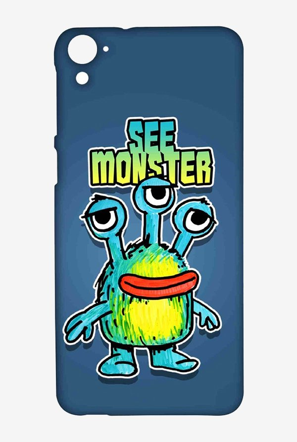 Kritzels See Monster Case for HTC Desire 826