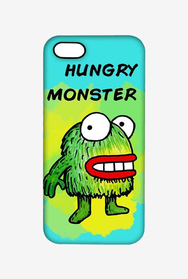 Kritzels Hungry Monster Case for iPhone 5/5s